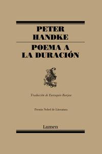 Poema A La Duracion - Peter Handke