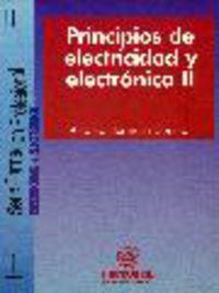 PRINCIPIOS DE ELECTRICIDAD Y ELECTRONICA II