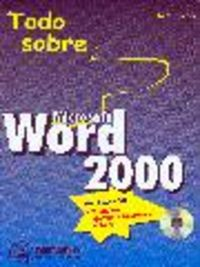 TODO SOBRE WORD 2000