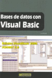 BASES DE DATOS CON VISUAL BASIC