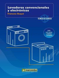LAVADORAS CONVENCIONALES Y ELECTRONICAS (+DVD)