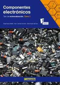 COMPONENTES ELECTRONICOS - TEST AUTOEVALUACION I