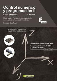 CONTROL NUMERICO Y PROGRAMACION II