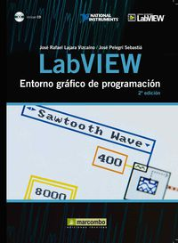 LABVIEW - ENTORNO GRAFICO DE PROGRAMACION (2ª ED)