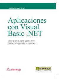 Aplicaciones Con Visual Basic. Net - Enrique Gemez Jimenez