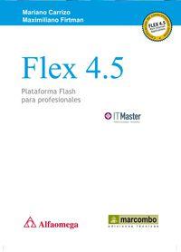FLEX 4.5 - PLATAFORMA PARA PROFESIONALES