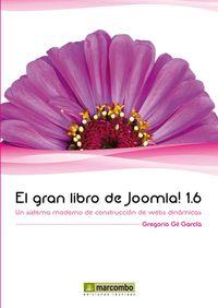 El gran libre de joomla! 1.6 - Gregorio Gil Garcia