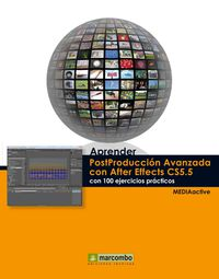 APRENDER POSTPRODUCCION AVANZADA CON AFTER EFFECTS CON 100