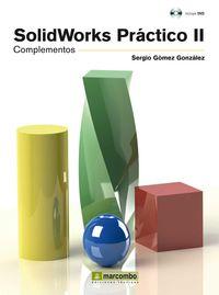 SOLIDWORKS PRACTICO II - COMPLEMENTOS