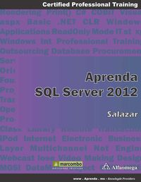 Aprender Sql Server 2012 - Francisco Salazar