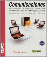 COMUNICACIONES - INTRODUCCION A LAS REDES DIGITALES DE TRANSMISION DE DATOS Y SEÑALES ISOCRONAS