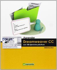 APRENDER DREAMWEAVER CC - CON 100 EJERCICIOS