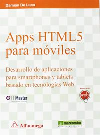 APPS HTML5 PARA MOVILES