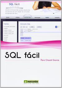 Sql Facil - Pere Chardi Garcia