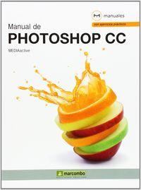 Manual De Photoshop Cc - Aa. Vv.
