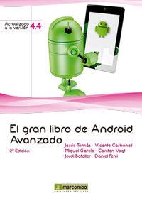 (2ª ED) GRAN LIBRO DE ANDROID AVANZADO, EL