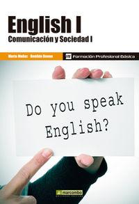 English I (comunicacion Y Sociedad I) - Maria Muñoz Mateo