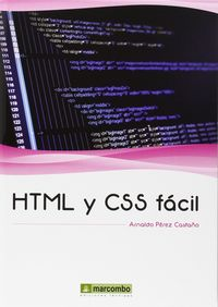 Html Y Css Facil - Arnaldo Perez Castaño