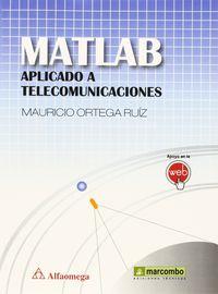 MATLAB APLICADO A TELECOMUNICACIONES