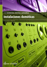 Gm - Instalaciones Domoticas - Antonio Rodriguez Casa Miquel