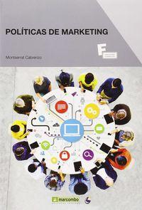 Gs - Politica De Marketing - Montserrat Cabrerizo