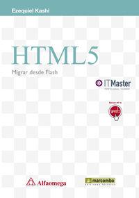 HTML5 - MIGRAR DESDE FLASH