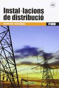 INSTALLACIONS DE DISTRIBUCIO (CAT)