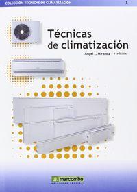 (4 ED) TECNICAS DE CLIMATIZACION