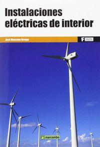 GM - INSTALACIONES ELECTRICAS DE INTERIOR