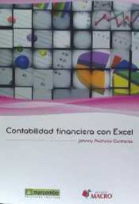 Contabilidad Financiera Con Excel - Jhonny Pacheco Contreras