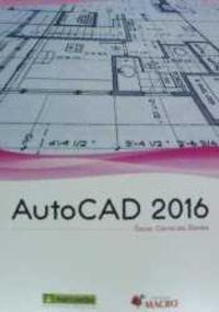 Autocad 2016 - Oscar Carranza Zavala