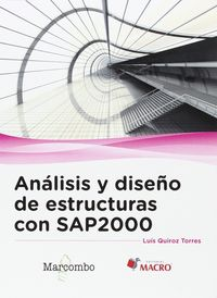 ANALISIS Y DISEÑO DE ESTRUCTURAS CON SAP2000 V.15