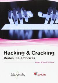 HACKING & CRACKING - REDES INALAMBRICAS