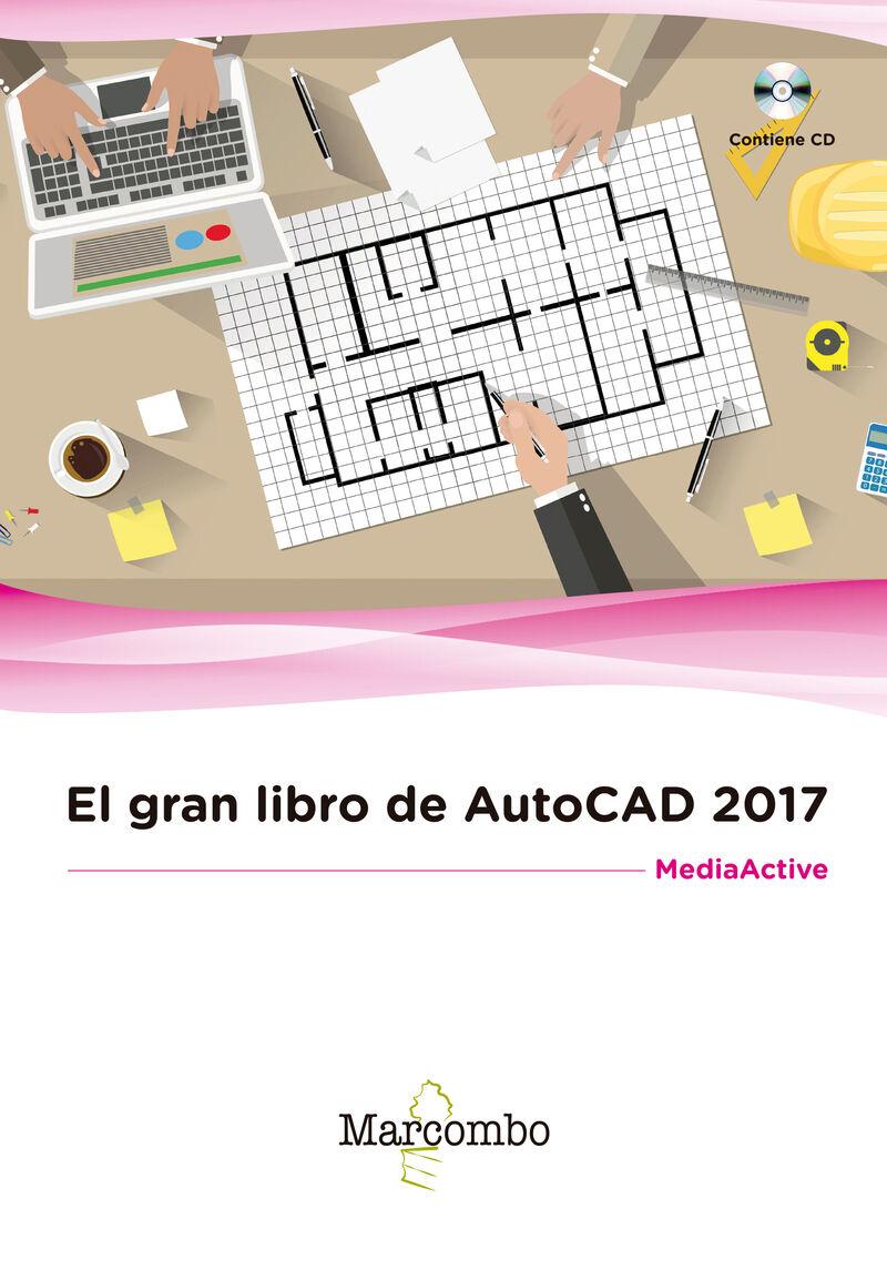 GRAN LIBRO DE AUTOCAD, EL 2017