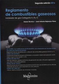 REGLAMENTO DE COMBUSTIBLES GASEOSOS (ACTUALIZACION 2016)