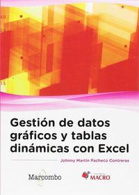 GESTION DE DATOS GRAFICOS Y TABLAS DINAMICAS CON EXCEL