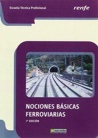 (3 ED) NOCIONES BASICAS FERROVIARIAS