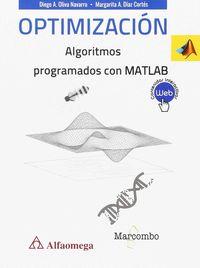 OPTIMIZACION DE ALGORITMOS PROGRAMADOS CON MATLAB