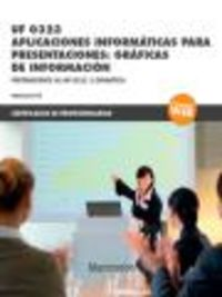 CP - APLICACIONES INFORMATICAS PARA PRESENTACIONES: GRAFICAS DE INFORMACION - UF0323