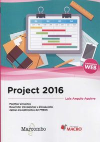 PROJECT 2016