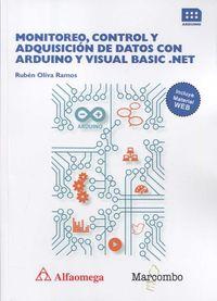 MONITOREO, CONTROL Y ADQUISICION DE DATOS CON ARDUINO Y VISUAL BASIC . NET