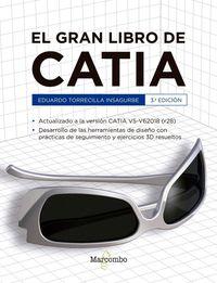 (3 ED) GRAN LIBRO DE CATIA, EL