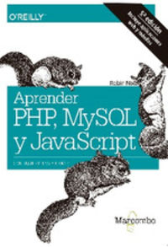 (5 Ed) Aprender Php, Mysql Y Javascript - Robin Nixon