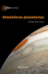 Atmosferas Planetarias - Santiago Perez Hoyos