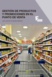 GS - GESTION DE PRODUCTOS Y PROMOCIONES EN EL PUNTO DE VENTA