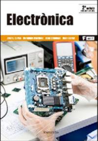 (2 Ed) Gm - Electronica (cat) - Jose Luis Duran Moyano / [ET AL. ]