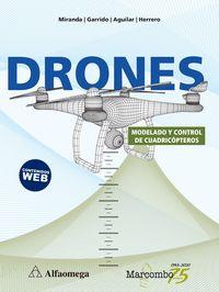 DRONES - MODELADO Y CONTROL DE CUADRICOPTEROS