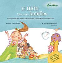 MON I LES SEVES FAMILIES, EL - CONTE PER EXPLICAR ELS DIFERENTS TIPUS D'ESTRUCTURA FAMILIAR I LES SEVES CARACTERISTIQUES