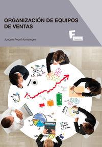 GS - ORGANIZACION DE EQUIPOS DE VENTAS