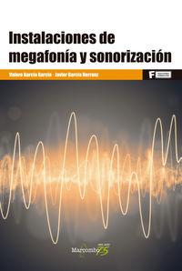 GM - INSTALACIONES DE MEGAFONIA Y SONORIZACION